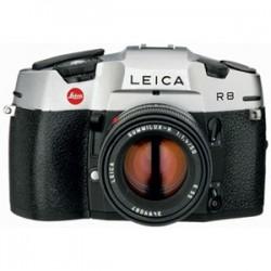 LEICA REFLEX R8 CROMADA, FILM 35mm