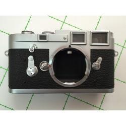 LEICA M3 Nº 1026718 - 1962 - ELMAR 2.8/50