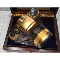 LEICA R4 ORO SUMMILUX 1,4/50mm ORO, NUEVO