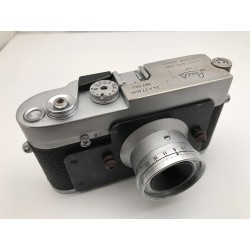 LEITZ LEICA MD POST (or M3 POST?) 24X27mm, serial 987564 (1960)