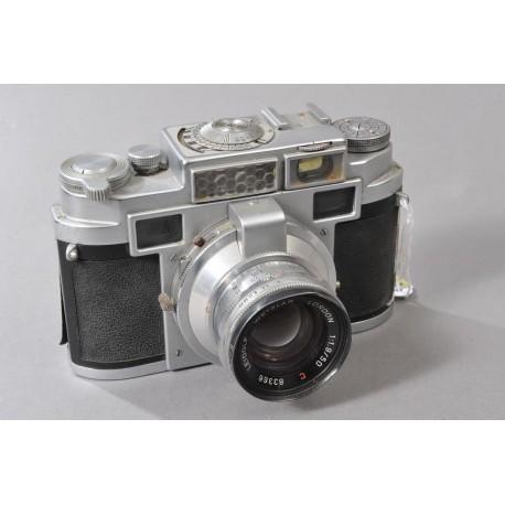 LEIDOLF LORDON WETZLAR 35mm Telemétrica