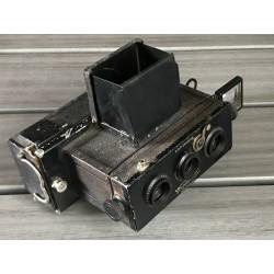 VOIGTLANDER STEREFLEKTOSKOP DE PLACAS 45X107mm