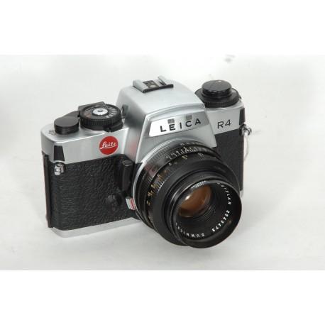 LEICA R4 REFLEX con SUMMICRON 2/50mm